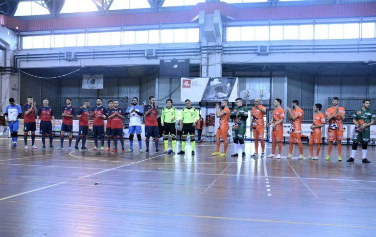 Calcio a 5, doppio colpo per Vibo: vincono prima squadra e Juniores