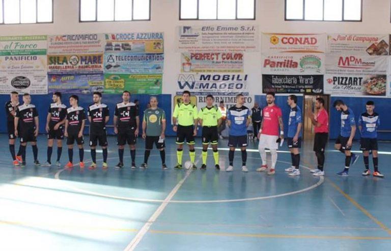 Calcio a 5, Vibo sconfitta in trasferta dal Mirto