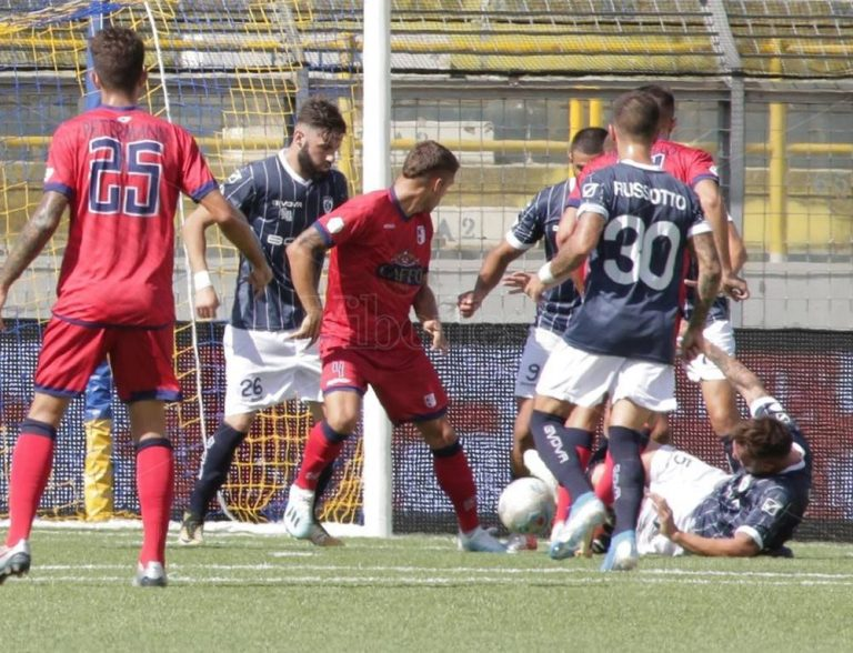 Serie C, ecco il calendario: esordio esterno per la Vibonese