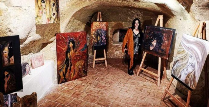A Verbicaro una mostra dell'artista vibonese Sara Grillo