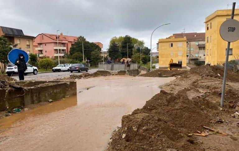 Ondata di maltempo a Vibo, chiesto lo stato di calamità naturale