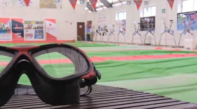 «Tartassati dal Comune», la piscina di Vibo Marina rischia di non riaprire – Video