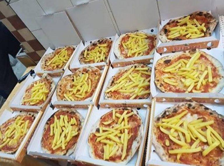 Un sorriso per rompere la monotonia, trecento pizze in regalo ai bambini di Zungri