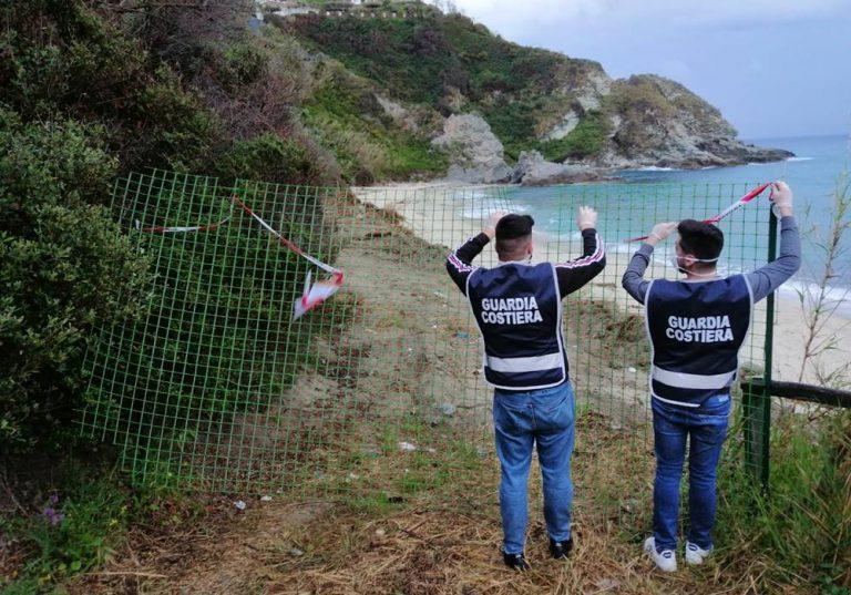 Lavori abusivi a Grotticelle, sequestro della Guardia costiera – Video