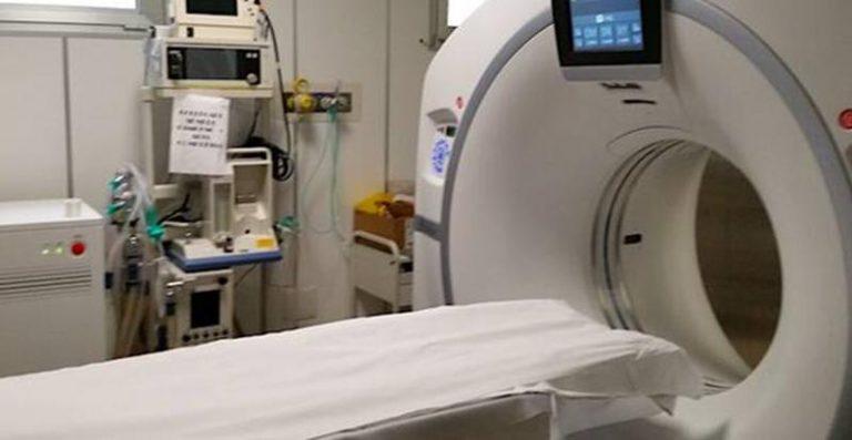 Tac non funzionante all'ospedale di Vibo Valentia