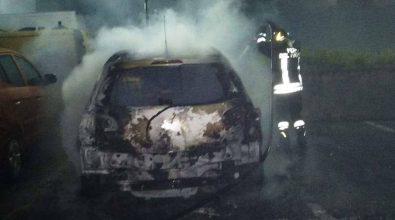 Tropea, in fiamme l'auto dell'ex assessore provinciale Alfonso Del Vecchio