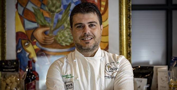I pranzi solidali dello chef Mancuso per i bisognosi di Mileto