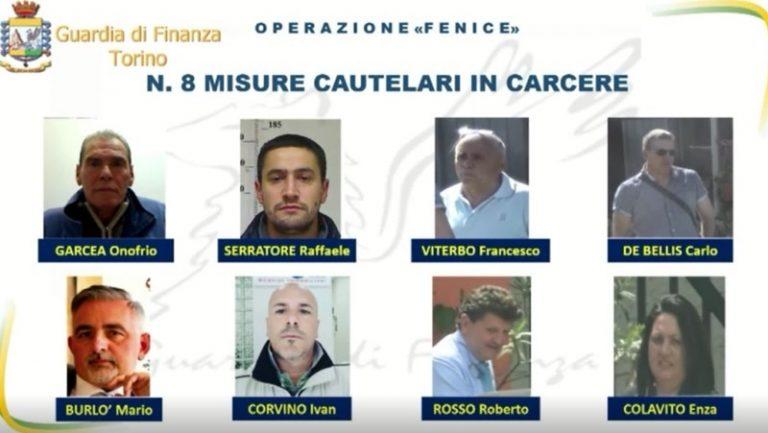 """'Ndrangheta in Piemonte: inchiesta """"Fenice"""", dal gup anche due vibonesi"""