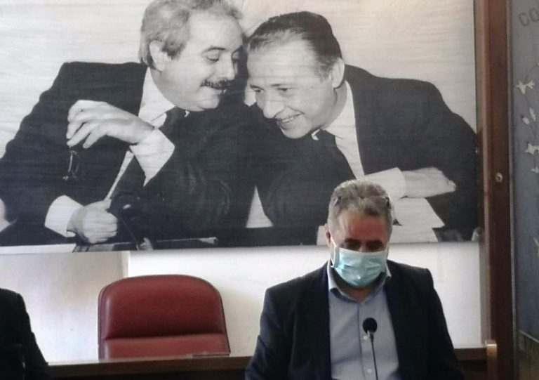Nicotera, Marasco: «Falcone una guida pure per gli amministratori»