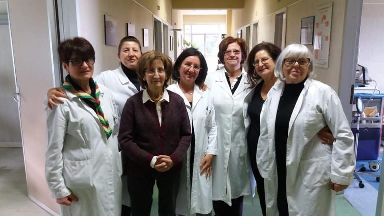 "Da ""Insieme per"" mascherine in dono all'Oncologia di Tropea"