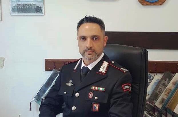 Carabinieri, la Stazione di Pizzo ha un nuovo comandante