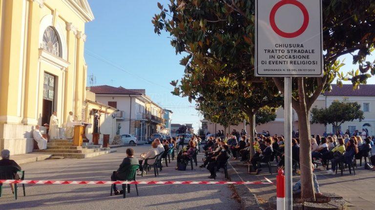 Mileto celebra Santa Rita con una messa dal significato speciale