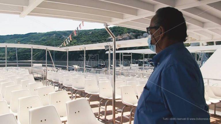 Turismo in crisi, addio anche alle minicrociere alle Isole Eolie? – Video