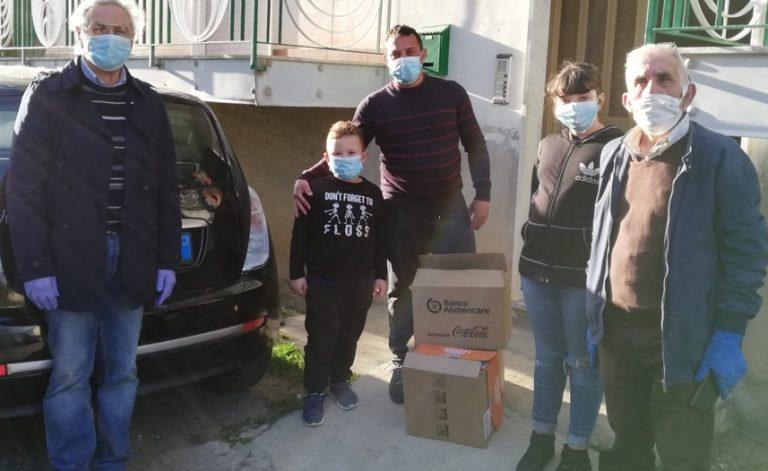Briatico, consegnati generi di prima necessità alle famiglie bisognose