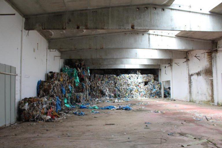 Discarica radioattiva sequestrata nella zona industriale di Porto Salvo