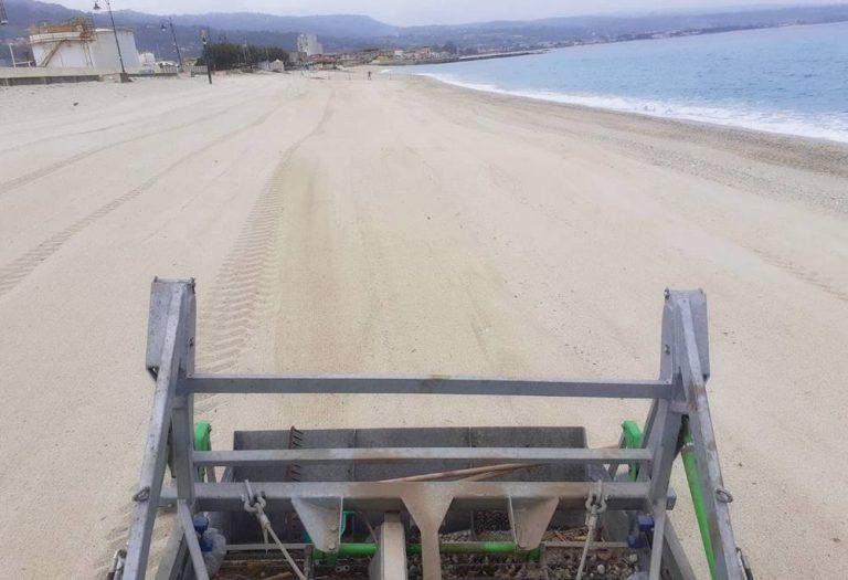 «Le spiagge non devono essere tavoli da biliardo»