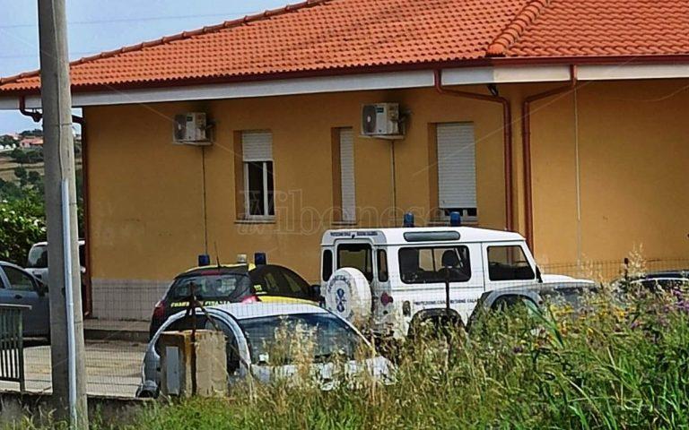 Ricadi, Guardia di finanza in municipio: ufficio tecnico nel mirino