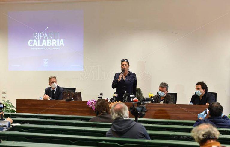 """""""Riparti Calabria"""", Mangialavori e Pitaro: «Dalla Regione risposte concrete»"""