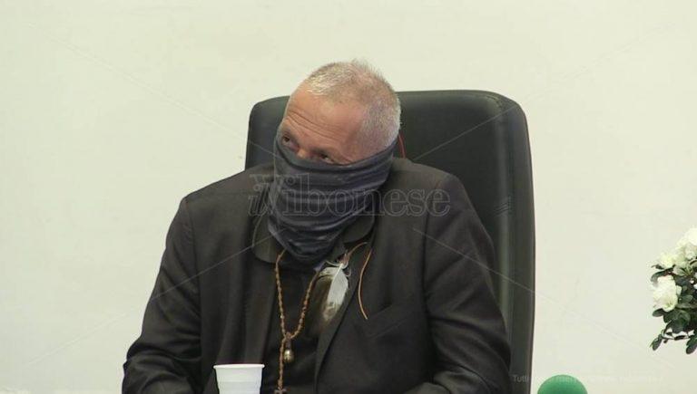 Intimidazione a maresciallo, Capitano Ultimo in visita a Sant'Onofrio