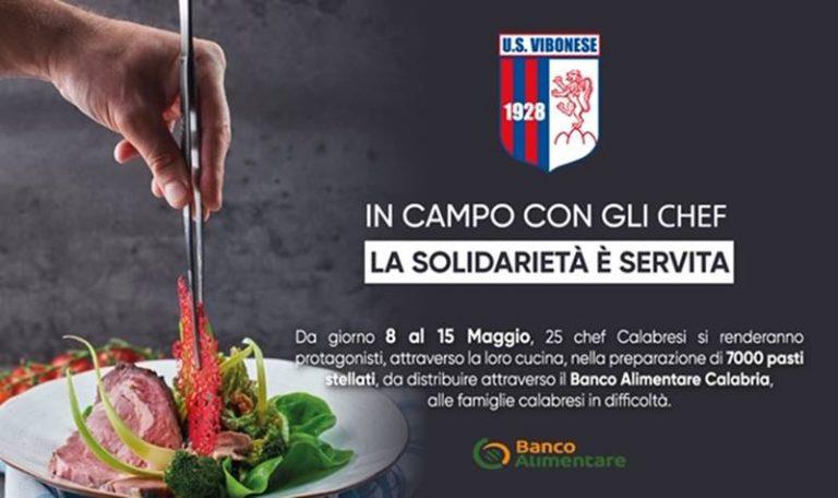 """La solidarietà è servita, settemila pasti """"stellati"""" per i bisognosi calabresi"""