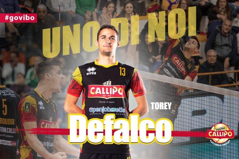 Tonno Callipo, un'altra riconferma: Torey Defalco resta in giallorosso