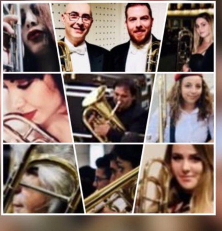 Musica contro i femminicidi: applausi per l'idea di una trombonista vibonese – Video