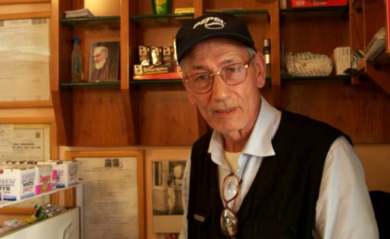 Pizzo dice addio al maestro gelatiere Angelo Belvedere