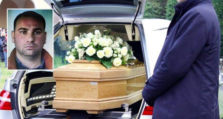 Andrea Mantella e i funerali a Vibo in mano ai clan