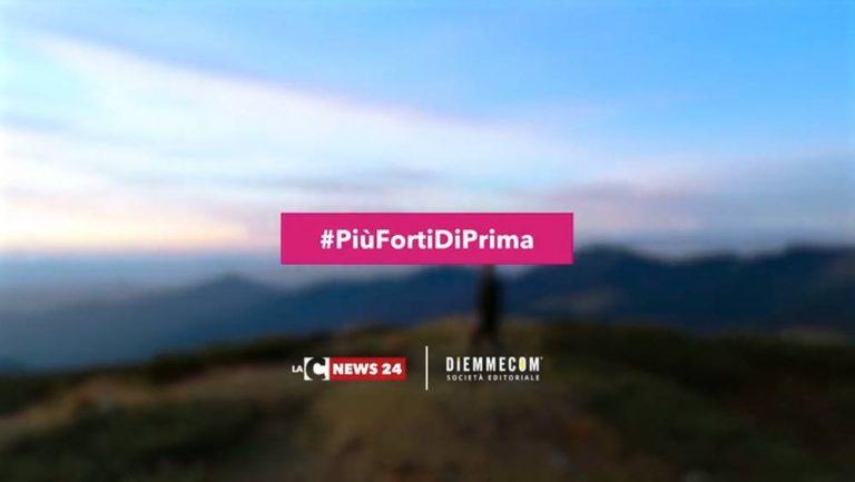 Più forti di prima, ecco la Calabria che si rialza: la nuova campagna LaC – Video