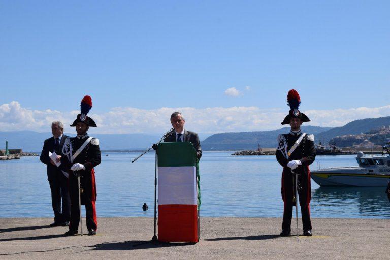 Festa della Repubblica a Vibo, il prefetto Zito: «Sia il giorno della rinascita» – Video