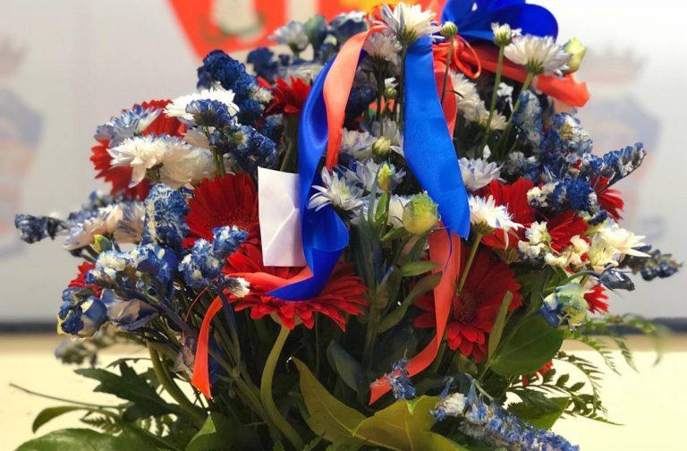 Festa dell'Arma, omaggio floreale anonimo ai carabinieri di Vibo