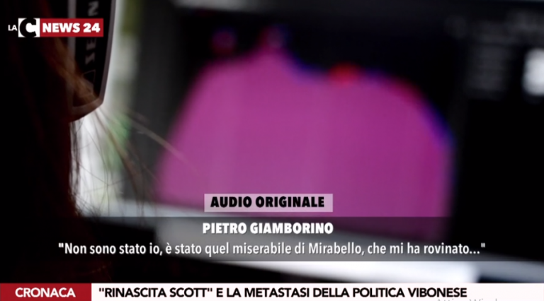"In ""Rinascita-Scott"" la metastasi trasversale della politica vibonese – Video"