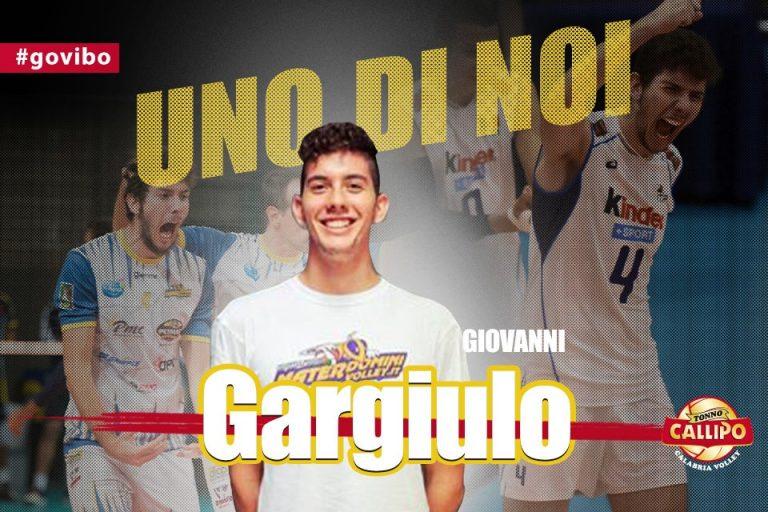 Tonno Callipo, il 21enne Gargiulo completa il pacchetto di centrali