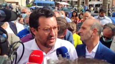 Salvini in Calabria: domenica parteciperà agli Stati generali della Lega a Zambrone