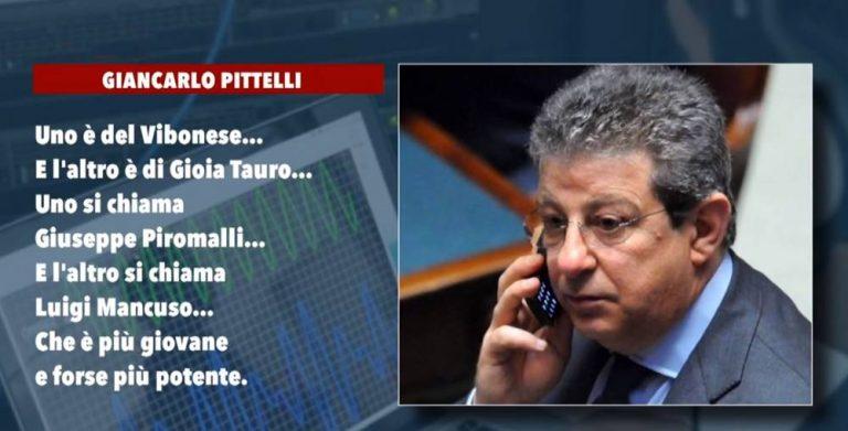 L'audio shock di Pittelli: «Dell'Utri chiamò Piromalli quando fondarono Forza Italia» – Video