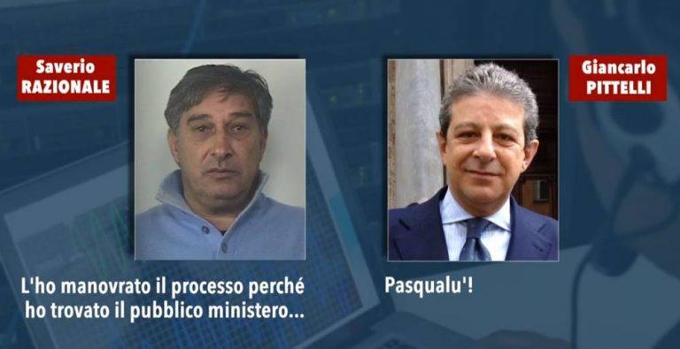 La confessione di Razionale a Pittelli: «Così ho aggiustato un processo a Roma» – Video