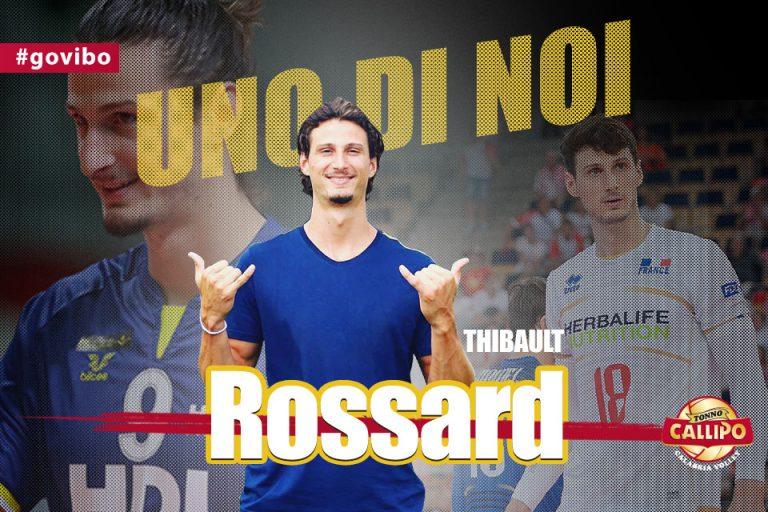 Superlega, il nazionale francese Thibault Rossard sbarca a Vibo