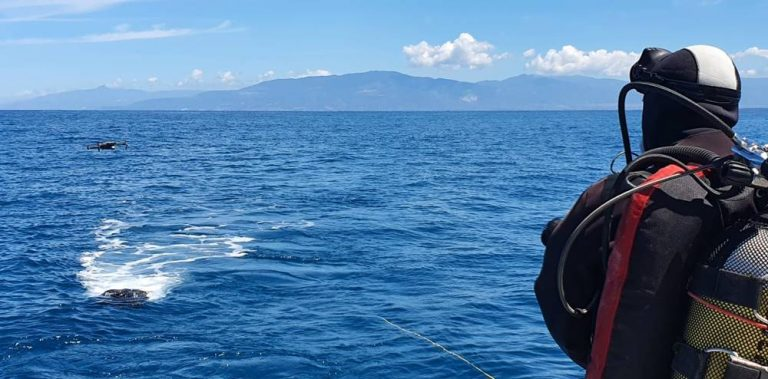 Collaudato a Vibo Marina il nuovo robot sottomarino dell'Arpacal – Video