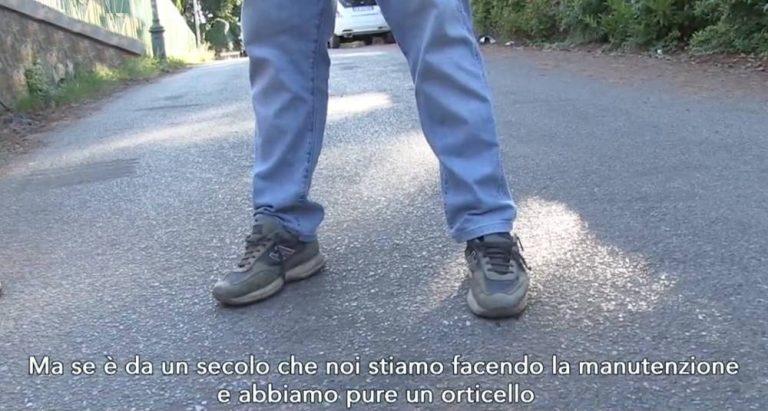 Ex Tiro a segno, «Ma quale orto urbano? Questa è proprietà privata» – Video
