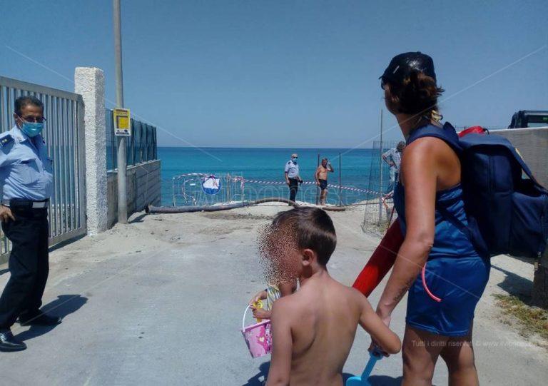 Paradisi off-limits, le spiagge di Ricadi che non sono ancora pronte – Video