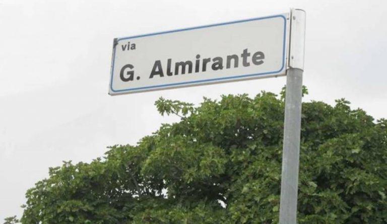 Via Almirante a Vibo, Wanda Ferro: «La città ricorderà grande patriota»