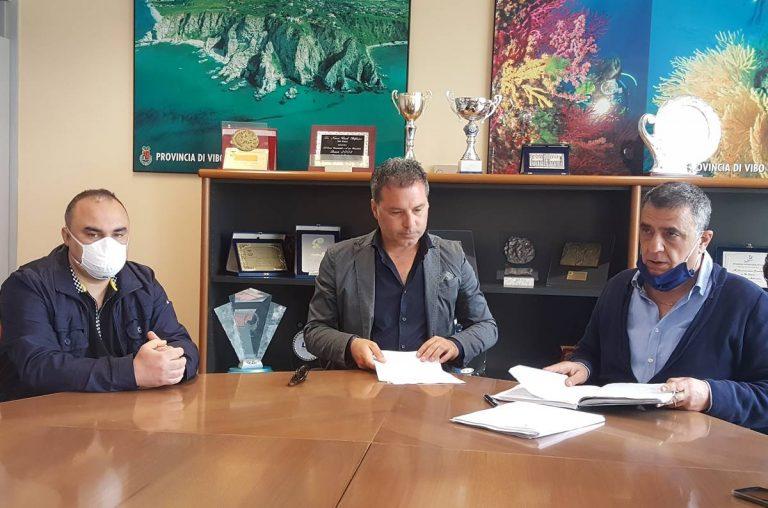 Provincia di Vibo, il presidente Solano: «Vicini all'uscita dal dissesto»