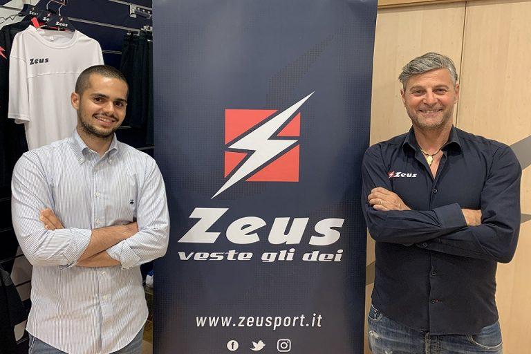 Zeus Sport vestirà la Tonno Callipo per i prossimi due anni: siglato l'accordo
