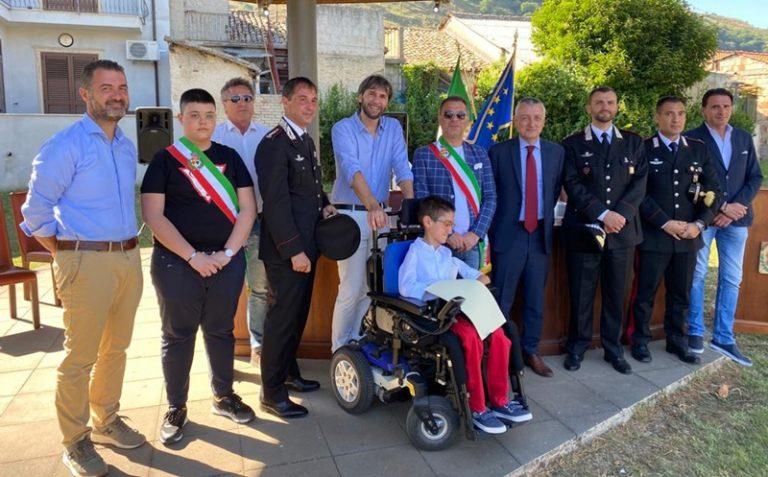 Stefanaconi, conferita la borsa di studio intitolata al generale Vincenzo Morelli