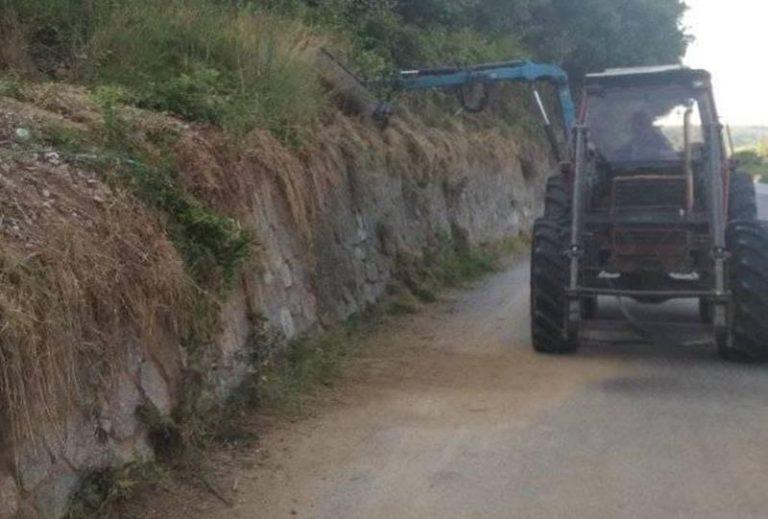 Strade abbandonate, il Comune di Nicotera si sostituisce alla Provincia