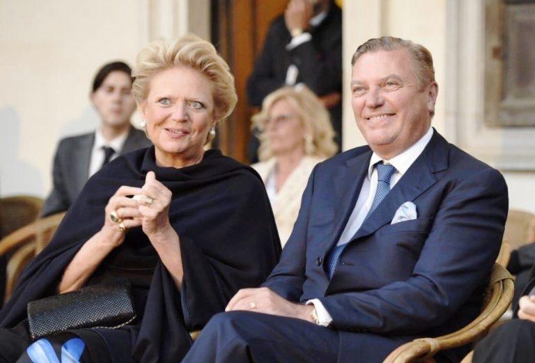 L'Ordine costantiniano della Real casa di Borbone in visita a Parghelia