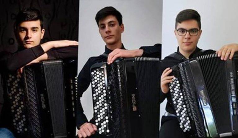 Musica, giovani talenti della fisarmonica in concerto a Vibo