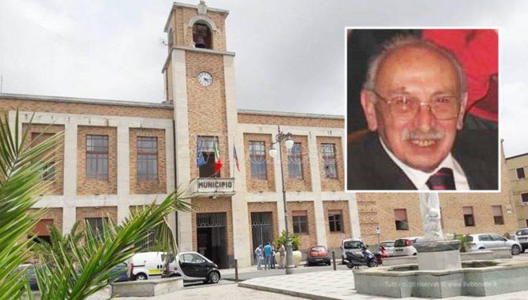 Vibo, addio all'ex sindaco Giuseppe D'Amico