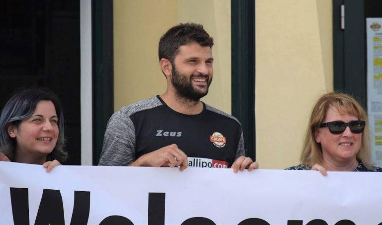 Tonno Callipo, Saitta capitano: «Puntiamo in alto restando umili» – Video