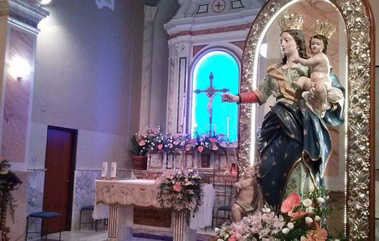 Dinami, si rinnova la venerazione per la Madonna della Catena